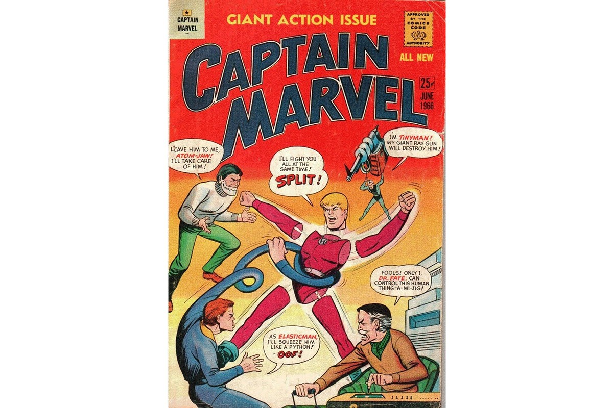 歷史上的 Captain Marvel 版權之爭:由律師催生的驚奇隊長多重宇宙