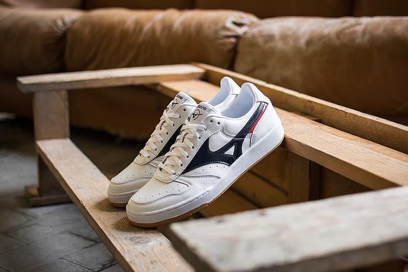 MIZUNO 1989 年經典運動鞋「CITY WIND」復刻新作