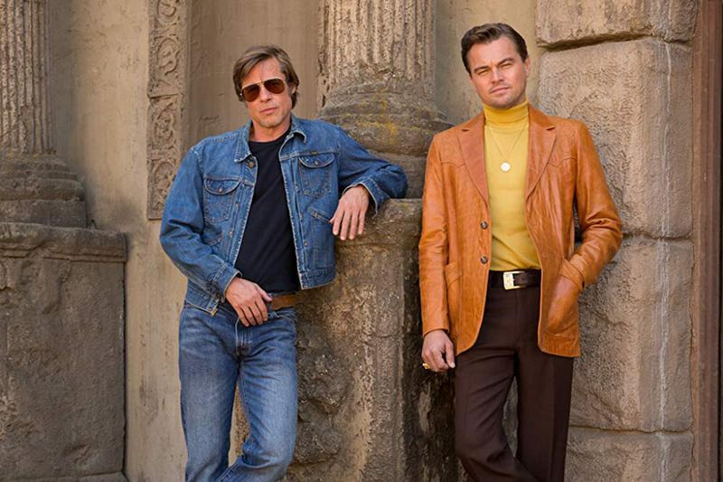 Quentin Tarantino 最新大片《Once Upon a Time in Hollywood》首張電影海報曝光