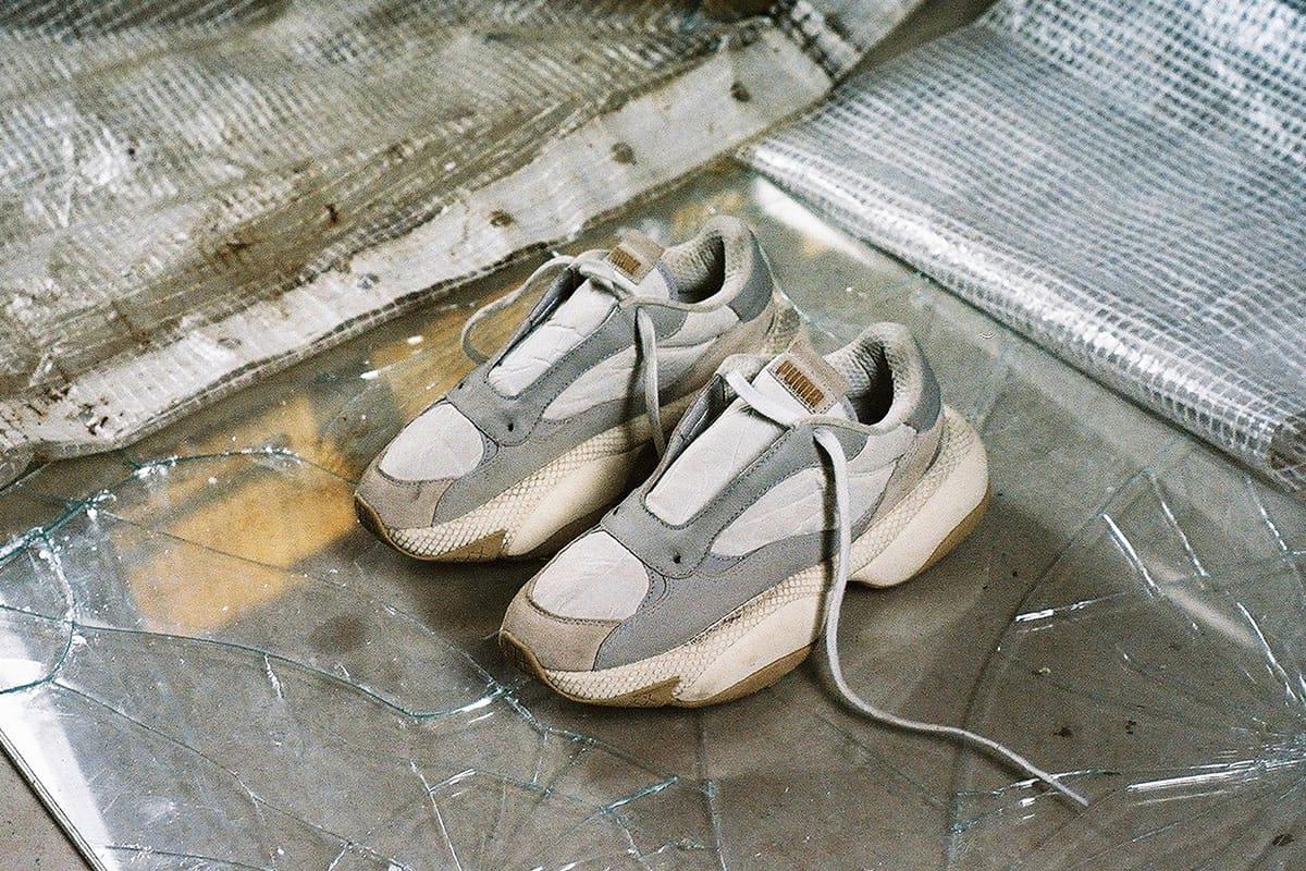 前衛Dad Shoes?PUMA 全新鞋款Alteration