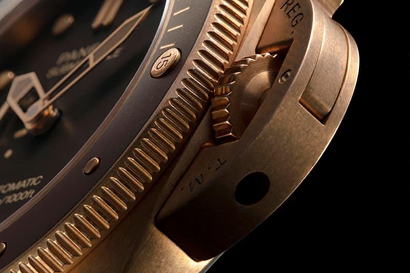 青銅錶王回歸!率先欣賞 Panerai 超注目限量 Bronzo 系列新錶 PAM968