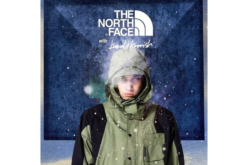 The North Face Urban Exploration「Kazuki」聯名系列 SS19 預告