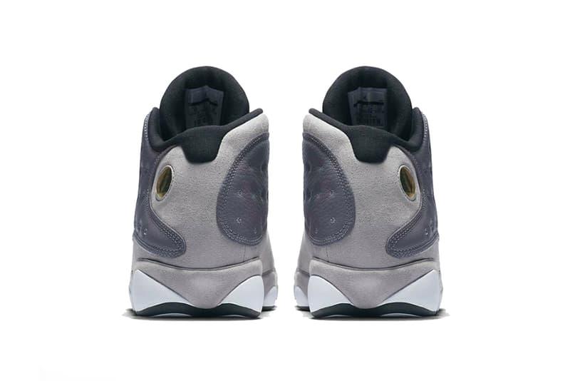 Air Jordan 13 全新「Atmosphere Grey」配色登場
