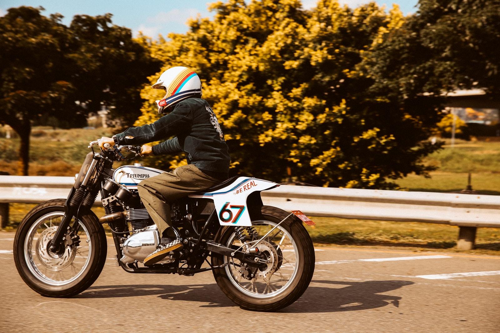 台灣最年輕業主!HYPEBEAST 專訪手工車廠 1996 Biker Custom 主理人 Alex