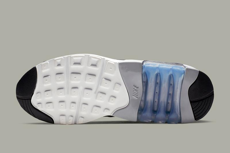 AMBUSH x Nike Air Max 180 黑色版官方圖片釋出