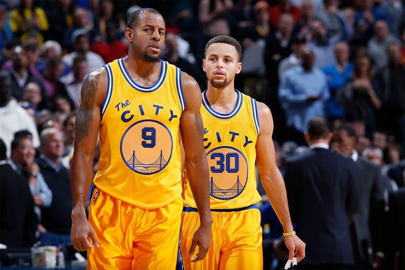 Andre Iguodala 宣稱 Stephen Curry 為史上第 2 優秀控球後衛