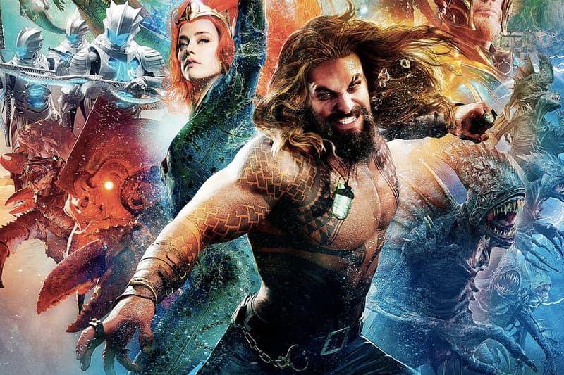 必須等待三年?!DC 英雄大片《Aquaman 2》電影上映日期正式發佈