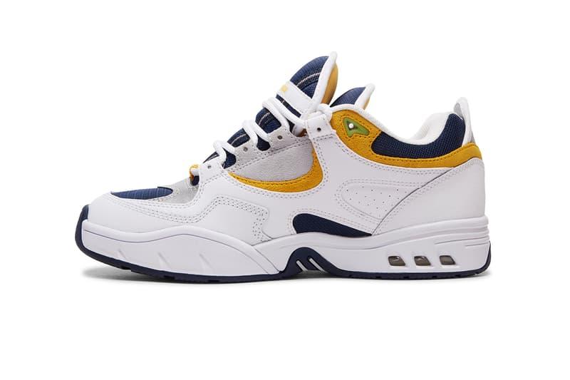 BEAMS SSZ x DC Shoes 聯乘 Kalis OG 鞋款上架