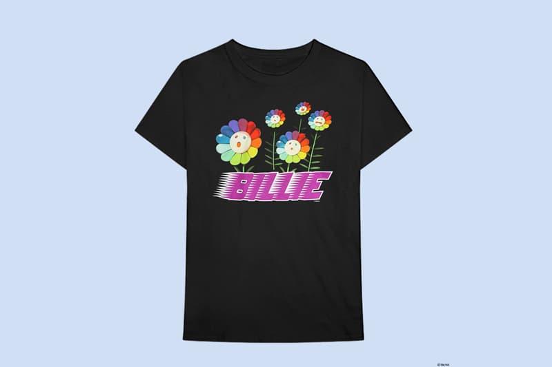 村上隆 x Billie Eilish 合作 MV 周邊商品現已上架