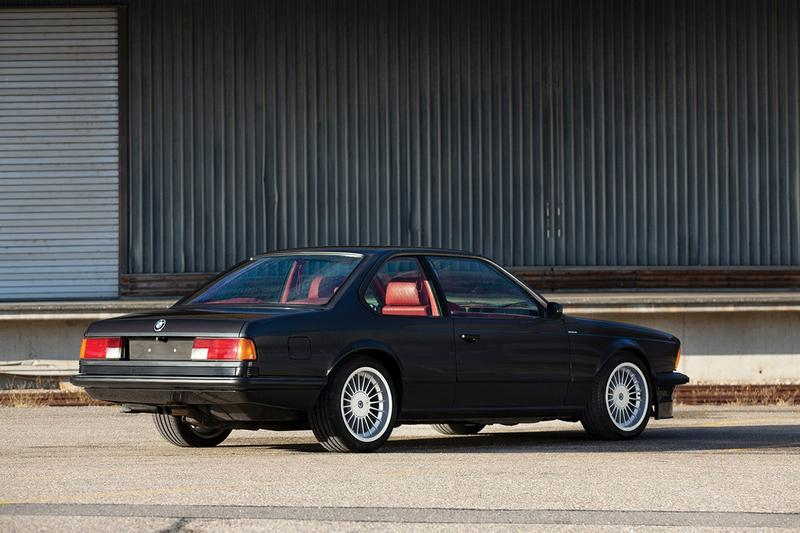 極罕有 1987 年 BMW Alpina B7 Turbo Coupé/3 即將展開拍賣