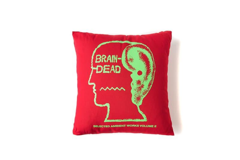 Brain Dead 全新「Home Goods」趣味家居單品上架