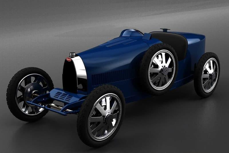 奢華超跑製造商 Bugatti 全新復古電動車僅售 $33,800 美元!?