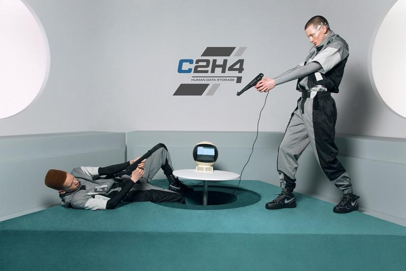 C2H4 發佈全新 Case#R000「FM-2030」系列造型特輯