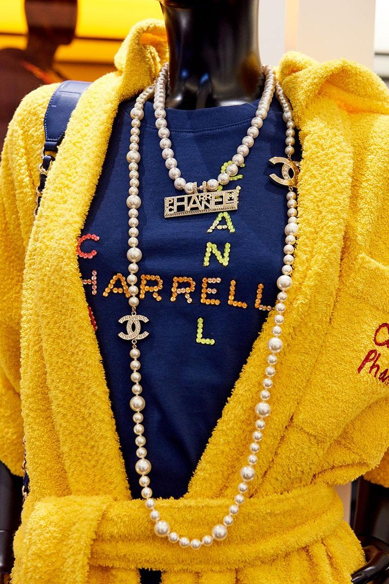 HYPEBEAST 直擊 CHANEL x Pharrell 聯乘系列全球線下首發活動
