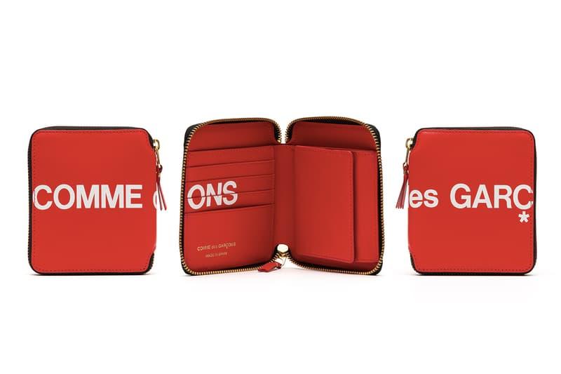 繼續大 Logo-COMME des GARÇONS 推出「Huge Logo」Wallet 系列