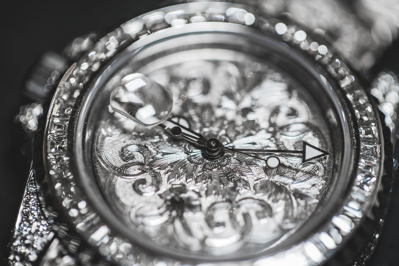 高級定製腕錶世界研習 - 近賞 WatchCraft Collection 七枚登峰造極之作!