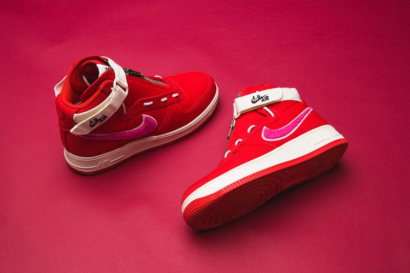 Emotionally Unavailable x Nike Air Force 1 聯乘鞋款台灣發售情報