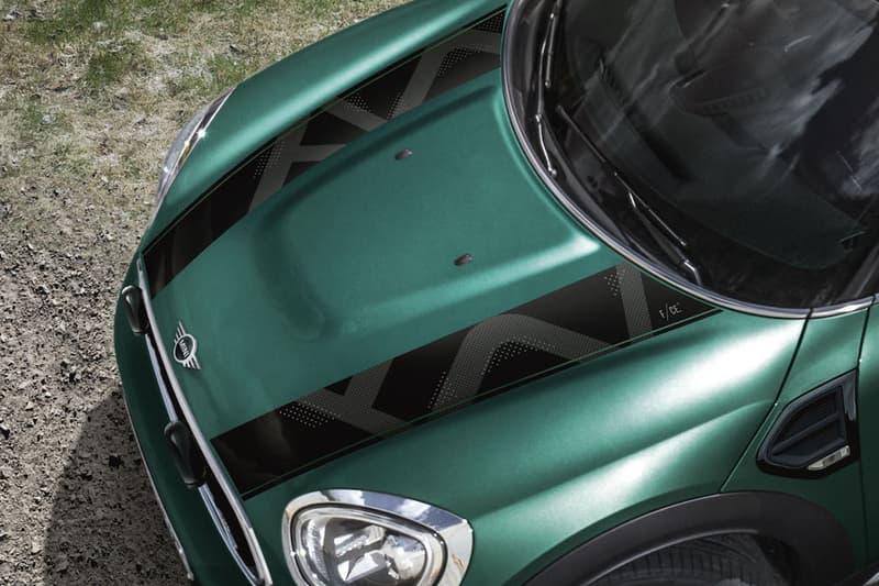 首度跨界-F/CE.® x Mini Cooper 推出聯乘「NORFOLK」Cooper D ALL4