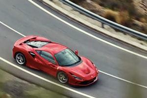 最強 V8 之咆吼-Ferrari 新一代中置超跑 F8 Tributo 官方影片發佈