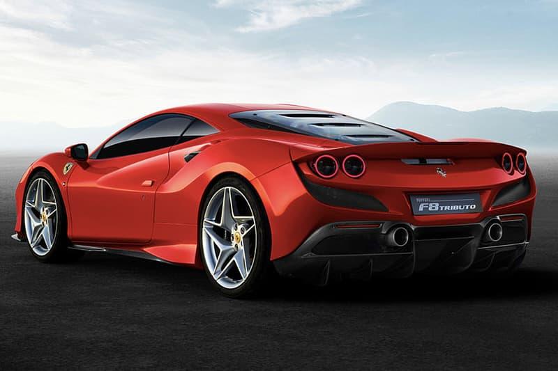488 後繼型號!Ferrari 無預警釋出全新 F8 Tributo 圖片