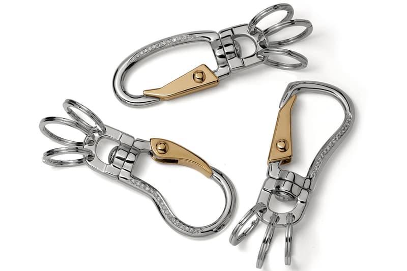 IVXLCDM 特別攜手 fragment design 及 uniform experiment 打造奢華限定版安全鉤