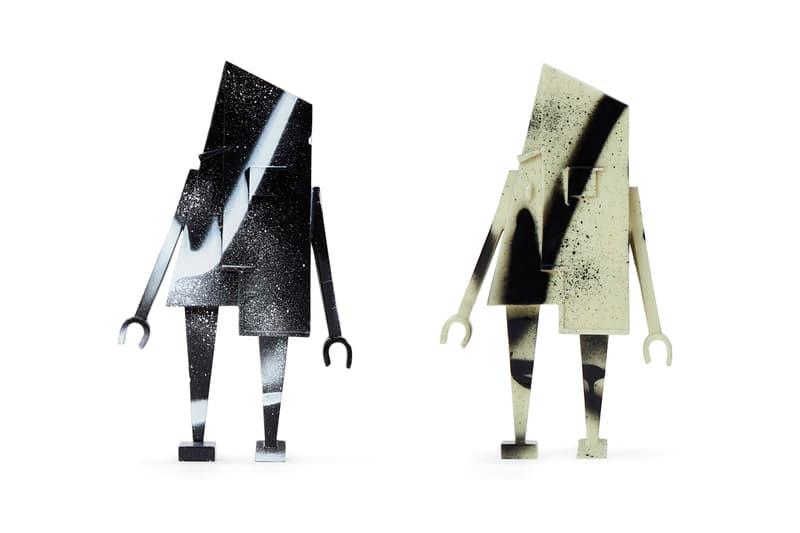 Futura x Concrete Objects 合作藝術品「Null」現已有售