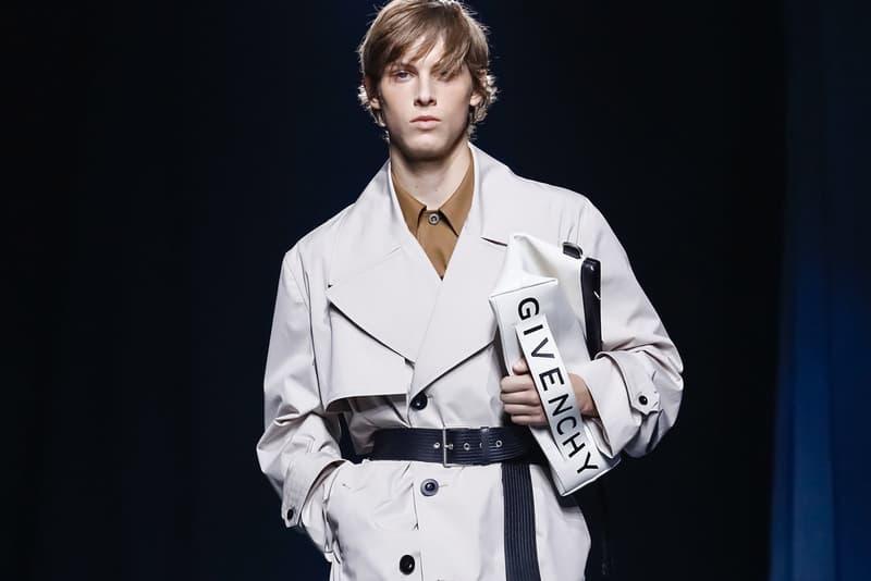 Givenchy 將於 Pitti Uomo 96 發佈 2020 春夏男裝系列