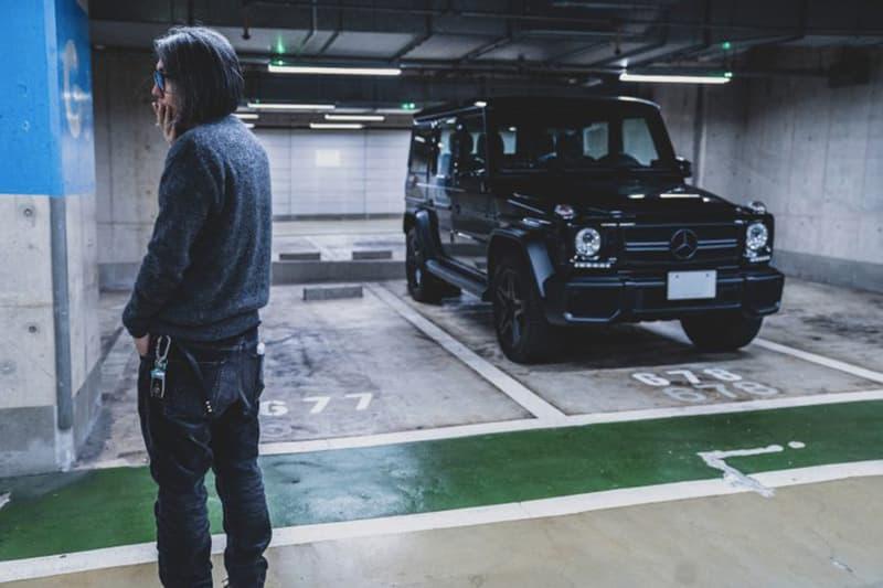 教父最愛-藤原浩與 Mercedes-AMG G63 車主對談