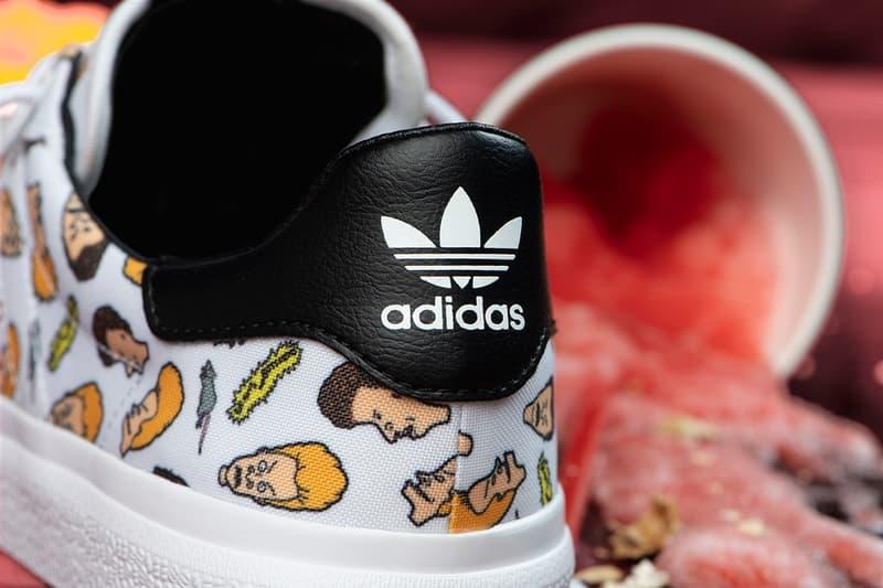 《Beavis and Butt-Head》攜手 adidas Skateboarding 推出別注系列