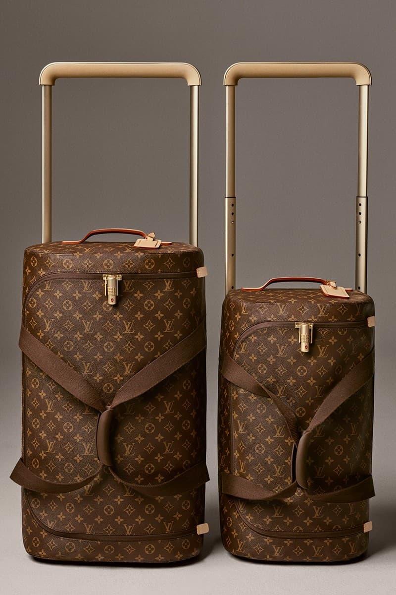 Louis Vuitton x Marc Newson 第二代行李箱「Horizon」現已上架