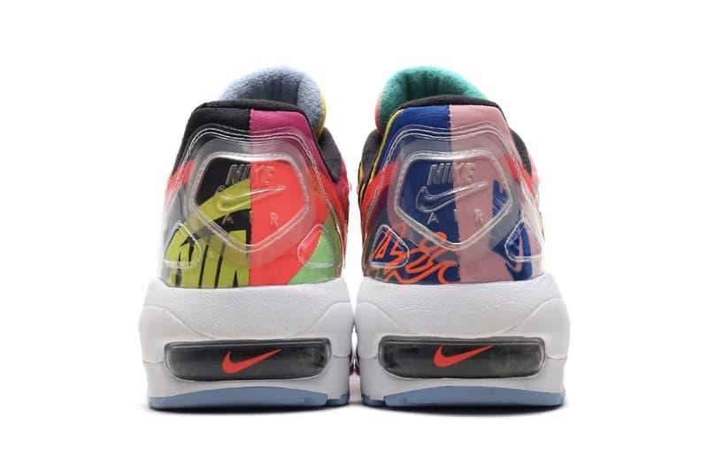 atmos x Nike Air Max 2 Light 復古運動系列發售日期公開!