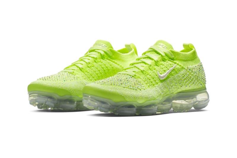粒粒皆閃爍-Nike x Swarovski® 再聯乘炮製新作 VaporMax 2.0