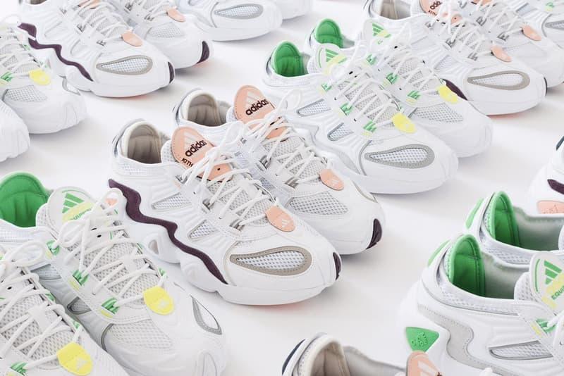 Ronnie Fieg x adidas Consortium FYW S-97 發售日期確認
