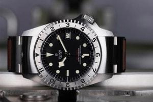 Baselworld 2019-Tudor 發佈美國海軍主題新錶 Black Bay P01
