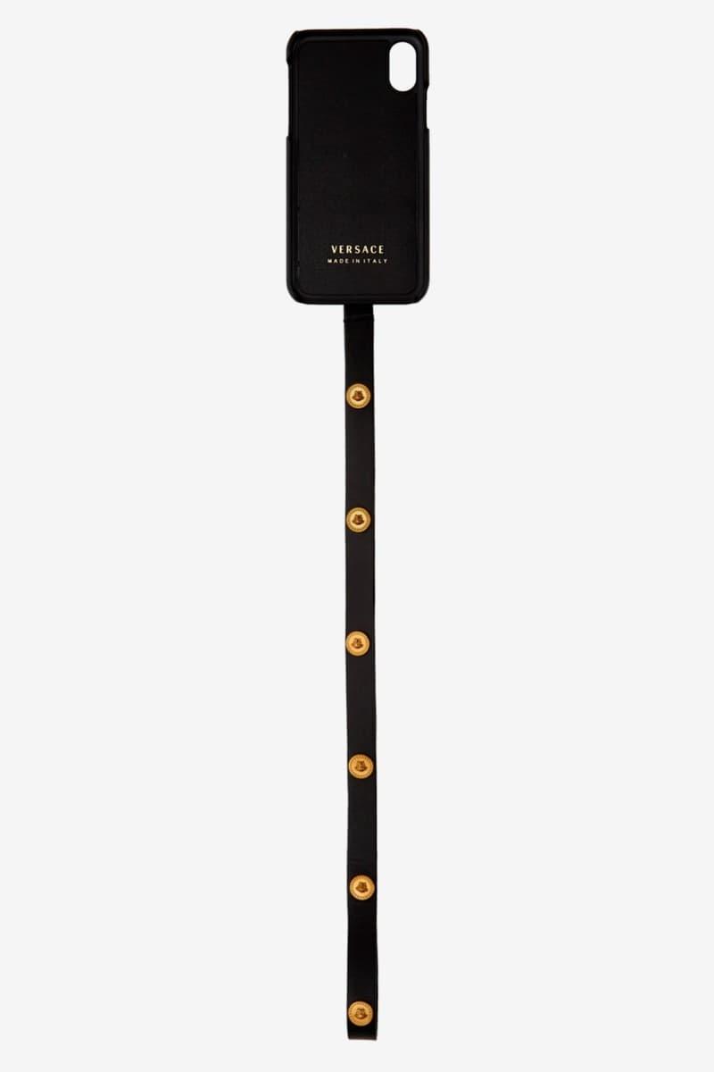 Versace 致敬希臘神話 Medusa 推出 iPhone X 手機保護殼