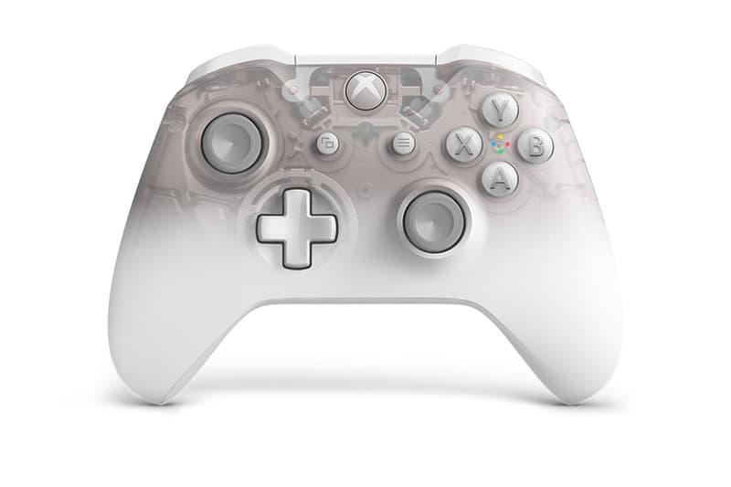 Microsoft 推出別注幻影白配色 Xbox One 遊戲控制器