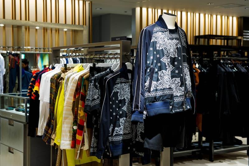 一覽伊勢丹新宿店男士館的全新面貌