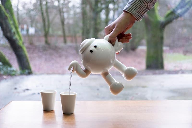 James Jarvis 攜手 Case Studyo 打造「TEAPOT」限定茶壺