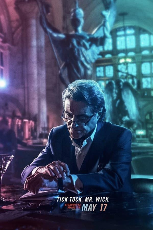 殺神・敵世界!《John Wick 3: Parabellum》最新電影角色海報正式公開