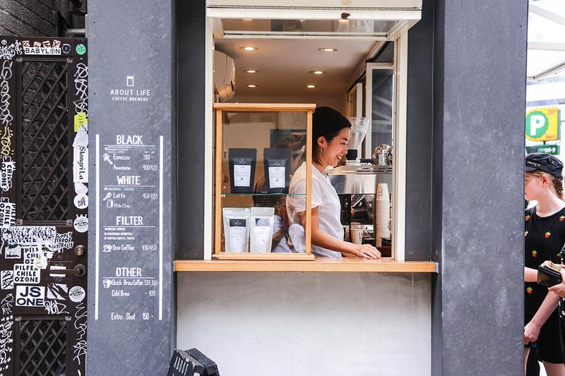 涉谷人氣咖啡店舖 ABOUT LIFE COFFEE BREWERS 即將進駐 Journal Standard