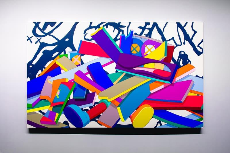 走進 HOCA 聯辦「KAWS: ALONG THE WAY」藝術作品展覽