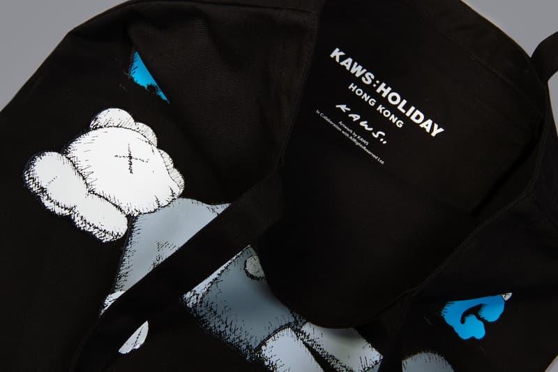 「KAWS:HOLIDAY」第三站香港周邊商品一舉公開