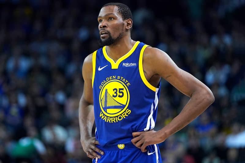 Kevin Durant 不滿被視為 NBA 第二人: 心中的街球精神讓我感到惱火