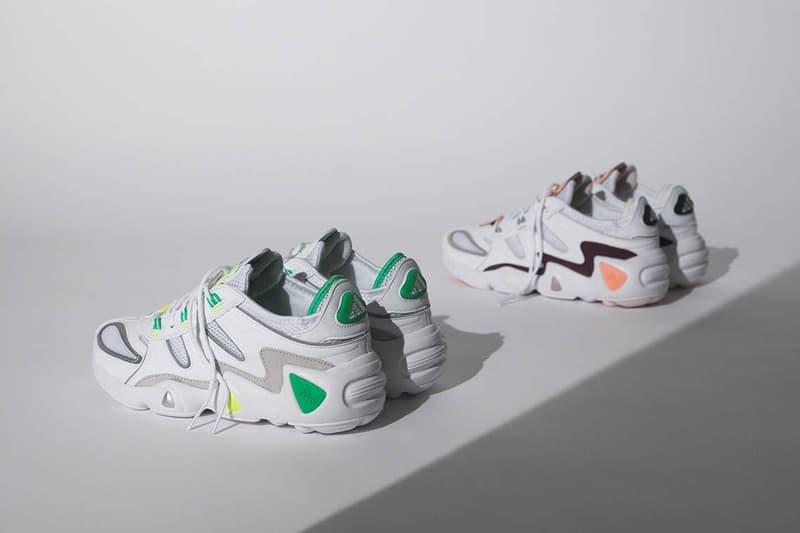 近賞 KITH x adidas 全新聯乘 FYW S-97 系列