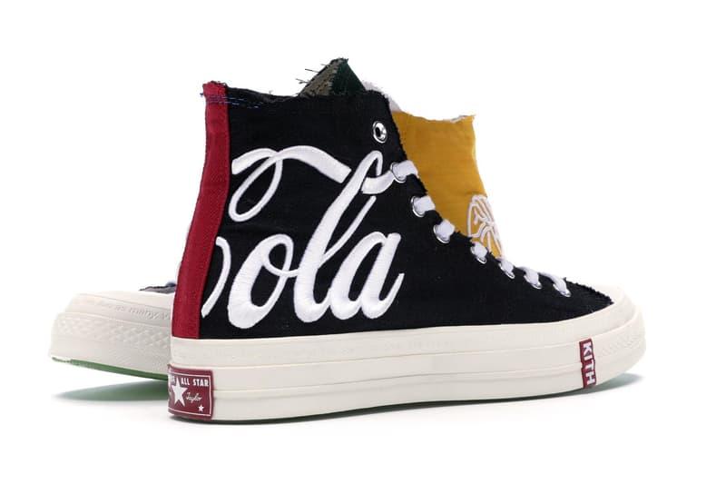 KITH x Coca-Cola x Converse 全新聯乘 Chuck 70 鞋款登場!?