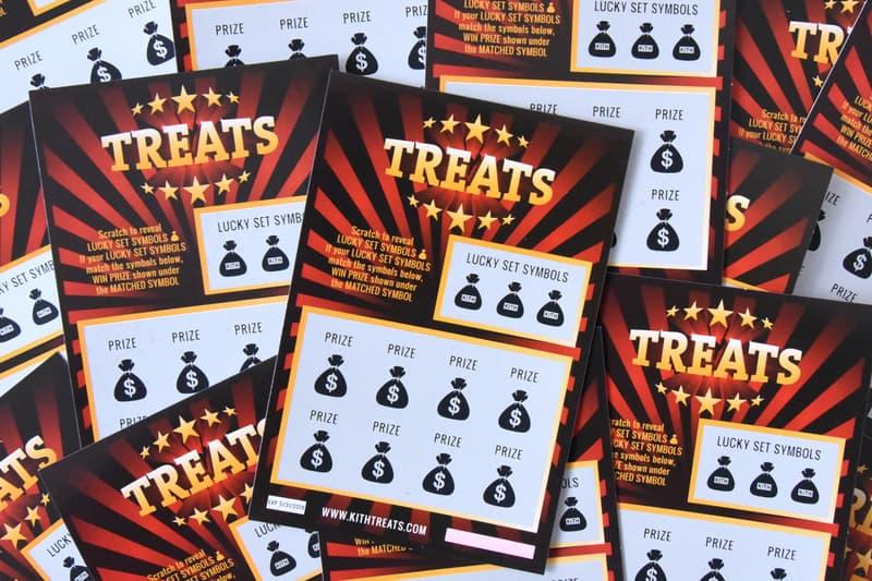 KITH Treats 賭場主題「Treats Jackpot」別注系列登場