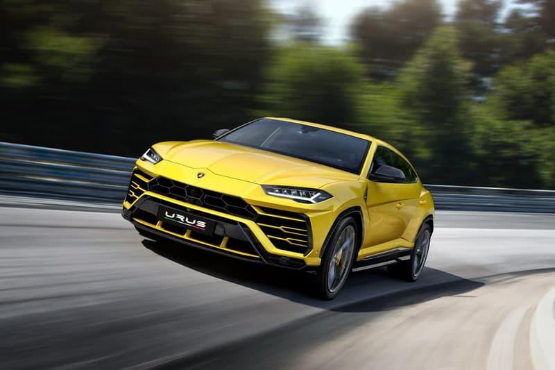 Lamborghini 2018 年度營業額大幅成長 40%