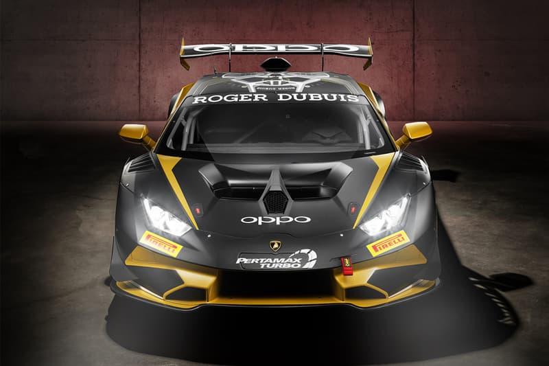 Lamborghini 全新 Huracán Super Trofeo EVO 2019 藏家黑金別注車型發佈