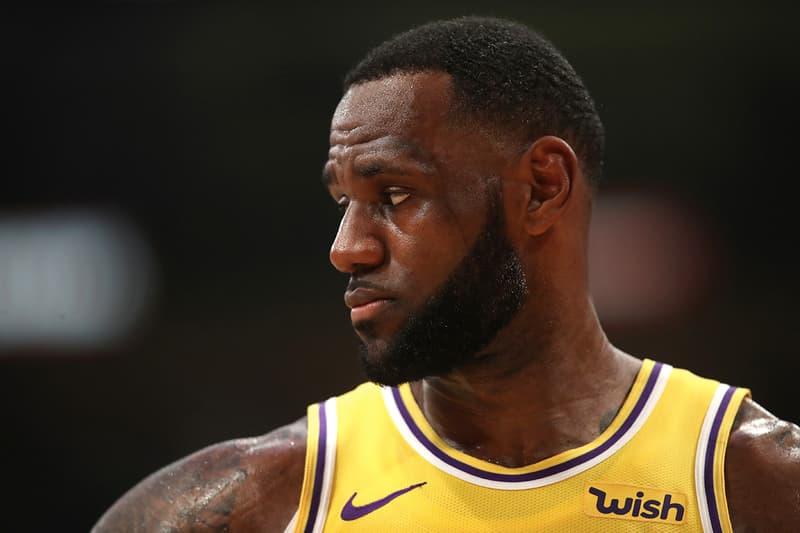 數據顯示 LeBron James 領軍之 Lakers 僅剩 1% 機率進軍季後賽!?