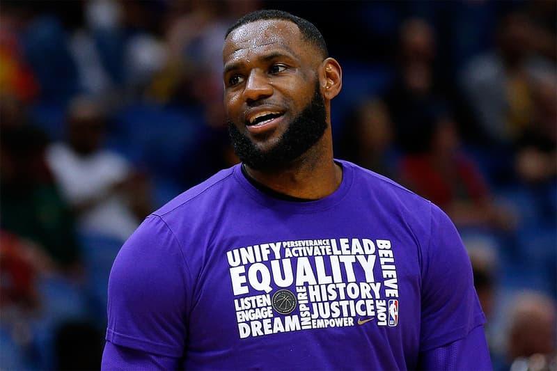 LeBron James 向 Lakers 球迷喊話:魔咒不會持續太長時間